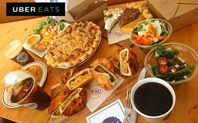 画像: オーガニックコーヒーとオリジナルパイがデリバリーでも楽しめる!