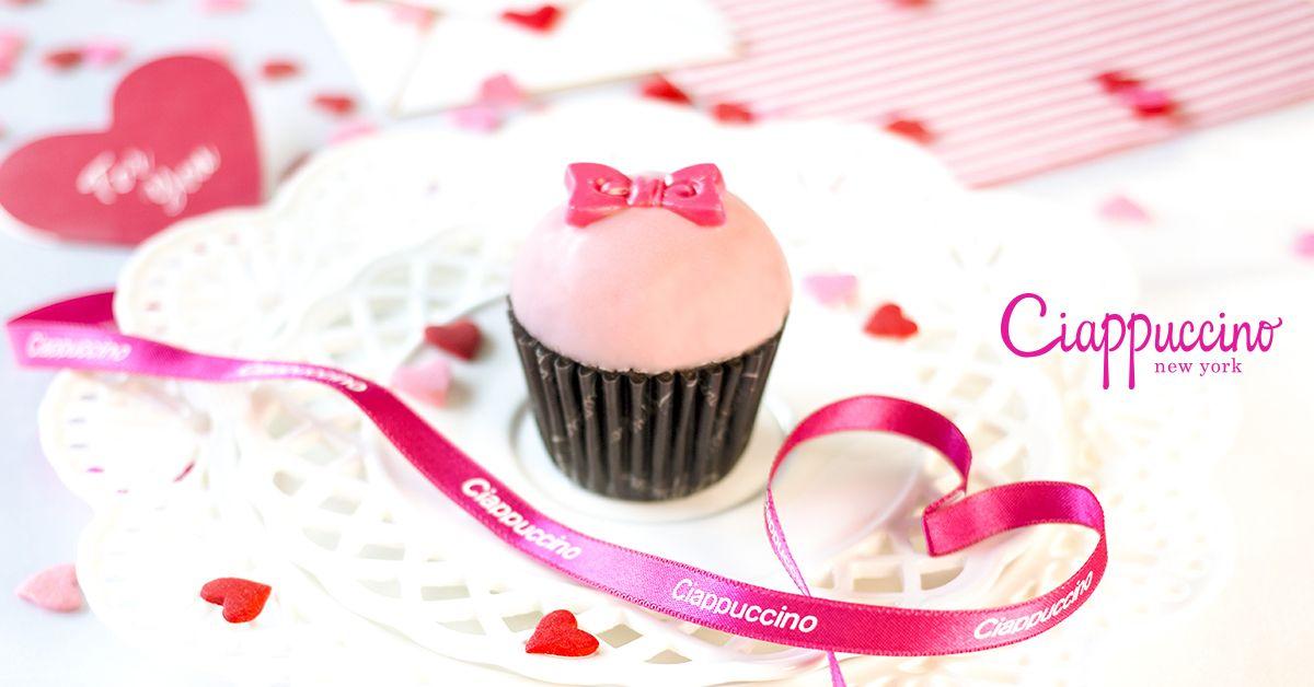 画像1: チャプチーノの「ベイクド・カップケーキ」に 思わずキュンとなるキュートな ホワイトデー限定デザイン商品が新登場!