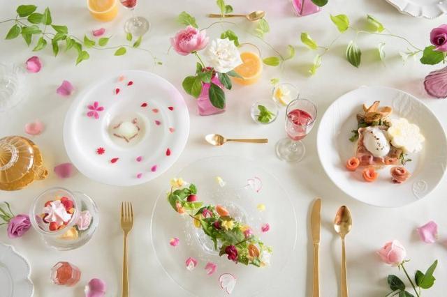 画像4: 花に囲まれた滞在3つのポイント