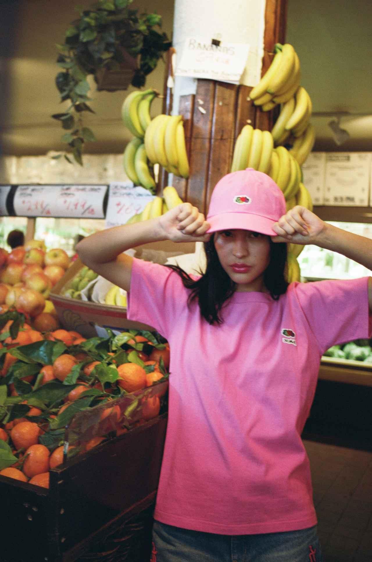 画像3: X-girl × Fruit of the Loom、初となるコラボレーションコレクションをリリース