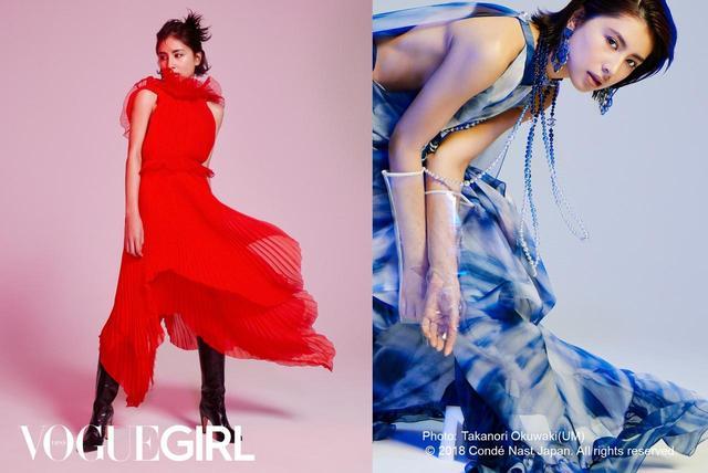 画像1: 人気企画「GIRL OF THE MONTH」に、ラブリが登場!