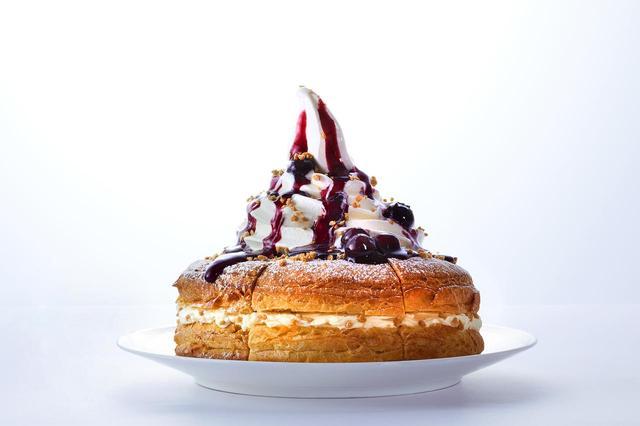 画像: 「シロノワール N.Y.チーズケーキ」期間限定販売
