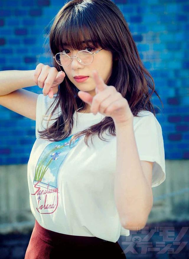 画像: メガネグラビア「ビジョメガネ」で2018年注目女優・池田エライザがメガネ姿を披露!