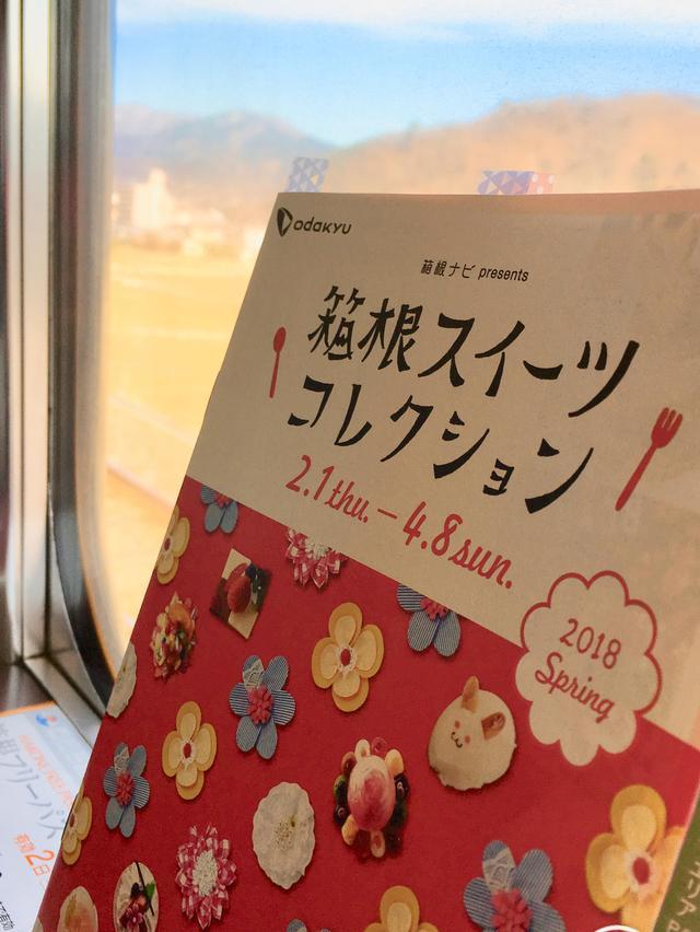 画像1: 【実食レポ】『箱根スイーツコレクション』が、可愛くて美味しくて幸せすぎる!!!
