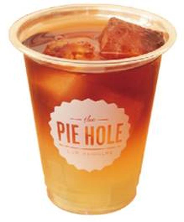 画像: 《坂元葉月(イエロー)考案》 Instar☆lemonade アイスティーをレモネードで割ったフルーティな一杯。 ナタデココをトッピングしました。