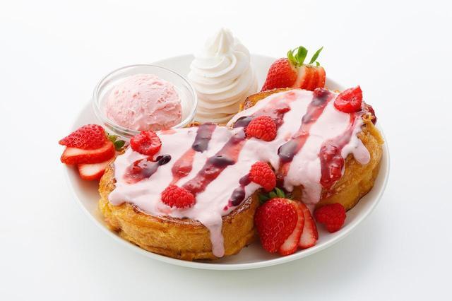 画像3: Sweet各店限定メニュー