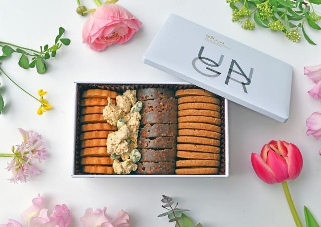 画像: ホワイトデーにおすすめの、期間限定の焼き菓子詰め合わせ「アソルティモン ファヴォリ」
