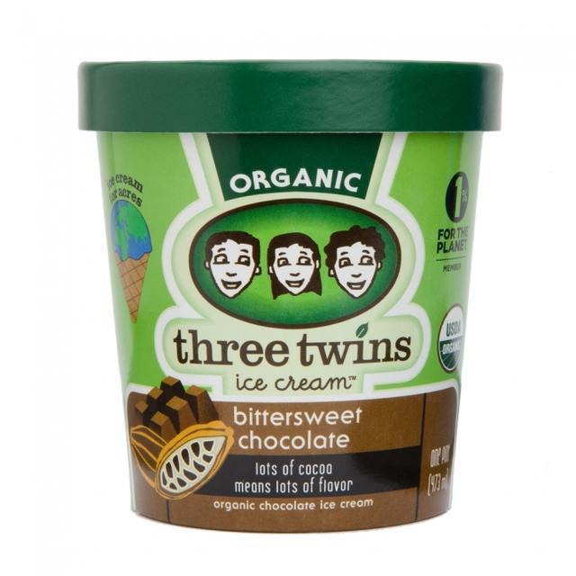 画像: ビタースイートチョコレート フェアトレードのオーガニックカカオをふんだんに使用したビターチョコレートアイスクリーム。 深みのある芳醇な味わいを楽しんでいただけるチョコレート好きにはたまらないフレーバーです
