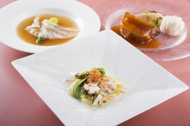画像: 中国料理 皇家龍鳳 11:30~14:00(土・日・祝日は15:00まで)、17:30~21:30(L.O. 21:00)