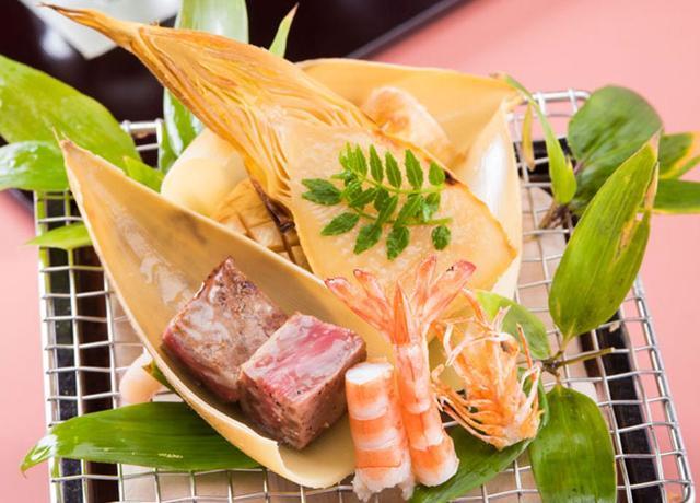 画像: お花見フェア|レストラン&バー|リーガロイヤルホテル東京