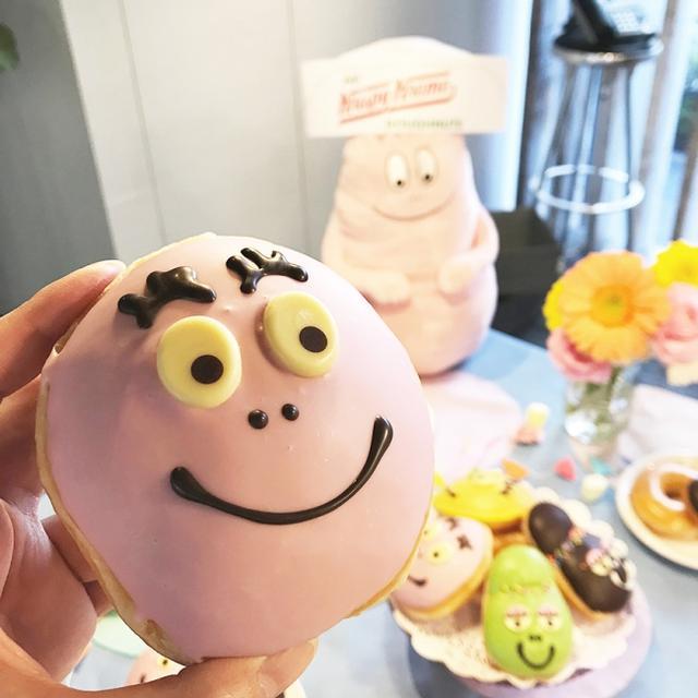 画像2: 『バーバパパ』がドーナツに大変身!?人気絵本キャラクター『バーバパパ』とクリスピー・クリーム・ドーナツがコラボレーション!