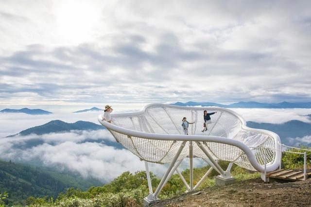 画像1: 早朝の絶景体験「雲海テラス」