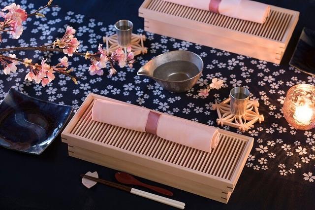 画像: 桜を愛で、春の会席を味わう「夜桜ダイニング」