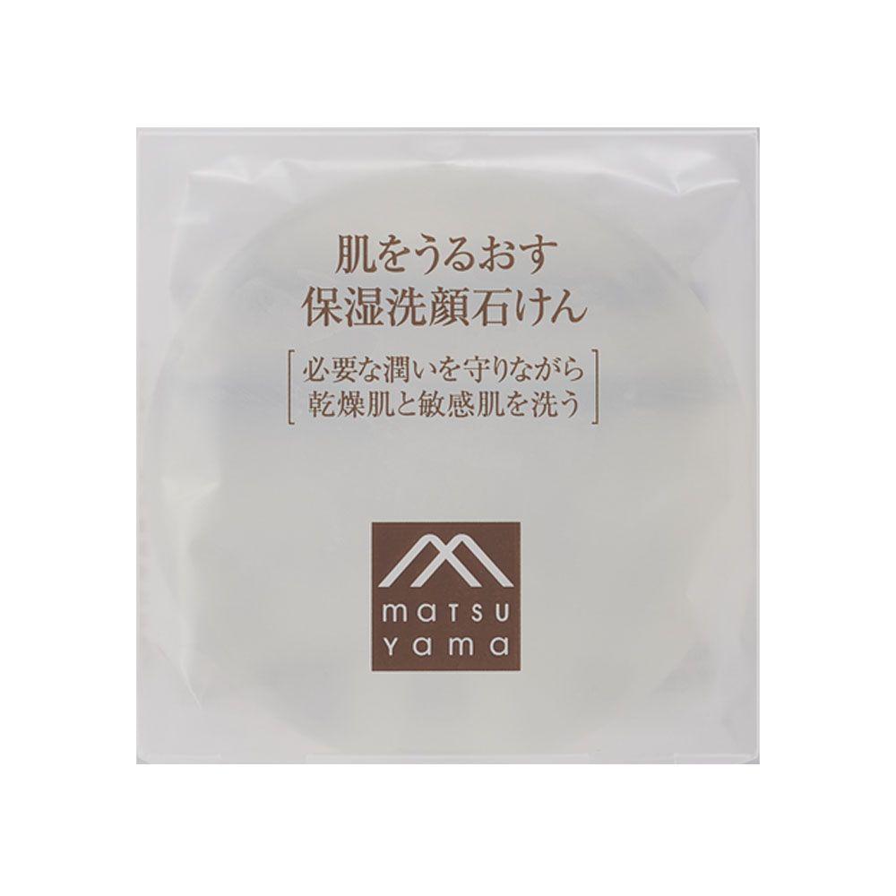 画像: ・肌をうるおす保湿洗顔石けん 90g ¥900(税抜) ふっくらとした泡で、くすみの原因となる古い角質や余分な皮脂をおだやかに取り除く透明石けん。肌の潤いを守る大豆由来成分とグリセリンを配合しました。泡切れが早く、肌をすっきりと洗い上げます。