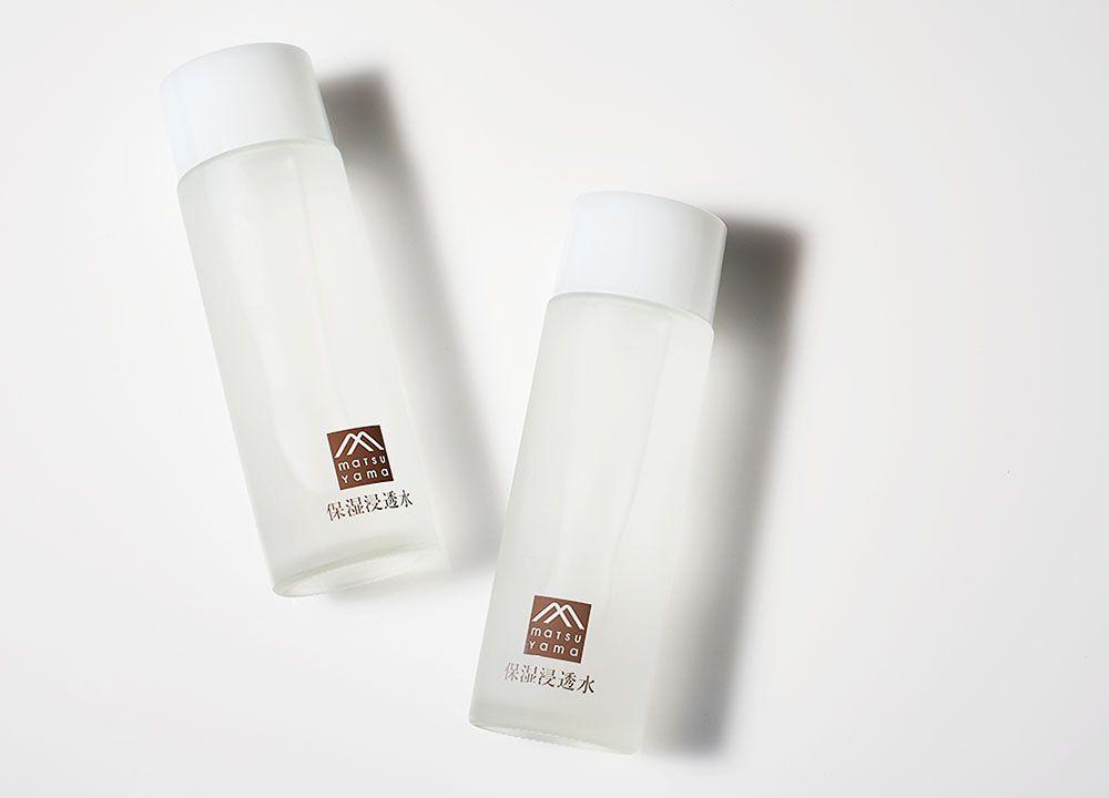 画像: 肌の乾燥状態に合わせて選べる化粧水「肌をうるおす保湿浸透水」
