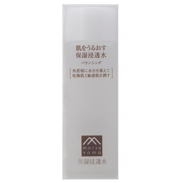 画像: ・肌をうるおす保湿浸透水 バランシング 120mL ¥1,400(税抜)/詰替用110mL ¥900(税抜) 角質層に素早く浸透し、潤いを補う保湿化粧水。大豆由来成分とセラミドに加え、水分と油分のバランスを整える米由来の保湿成分イノシトールを配合しました。ベタつきを抑え、みずみずしく潤う肌を保ちます。