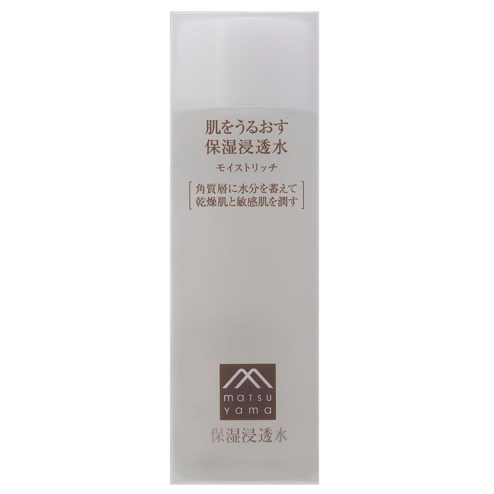 画像: ・肌をうるおす保湿浸透水 モイストリッチ 120mL ¥1,400(税抜)/詰替用110mL ¥900(税抜) とろみのある質感で肌になめらかになじみ、潤いを与える高保湿化粧水。角質層の機能を助ける大豆由来成分とセラミド、肌表面の水分を保つヒアルロン酸を配合しました。しっとり潤う肌に整えます。