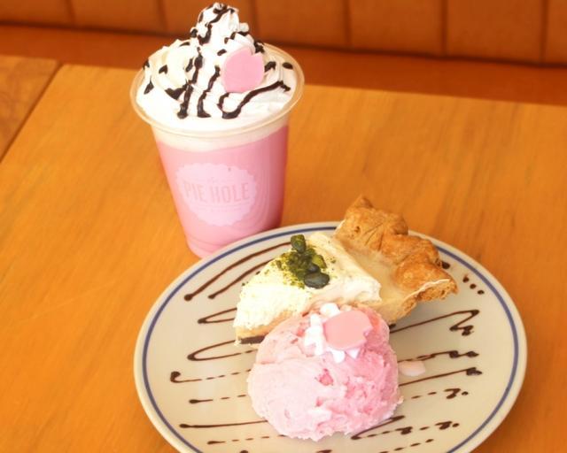 """画像: 桜とホワイトチョコレートの贅沢なハーモニーを堪能する春の""""SAKURA""""メニューが登場!"""