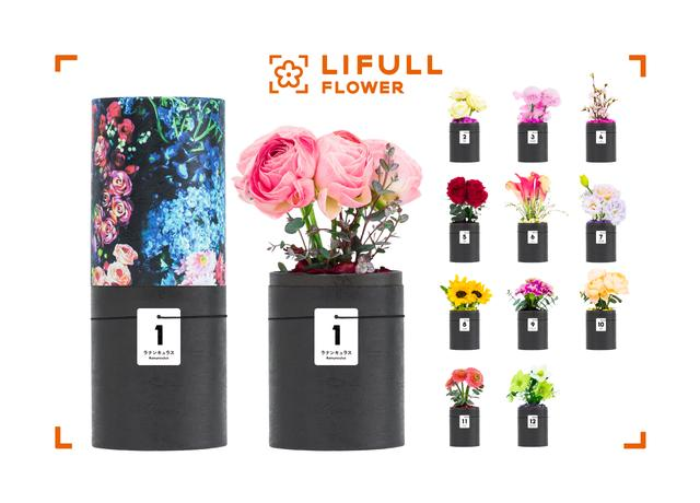 画像: 3月のお花が到着!