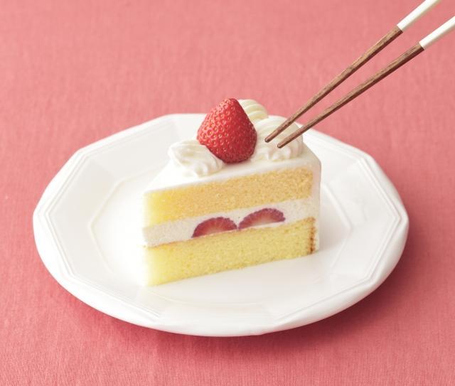 画像1: 「お箸でケーキ、はじめましょう。」キャンペーン
