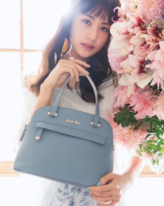 画像: バッグブランド『ジュエルナローズ』山本美月さん来店イベントを初開催へ!