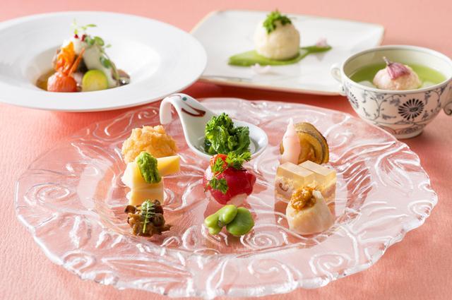 画像2: インスタ映えするカラフルでかわいい京懐石ランチで、お腹も、瞳も、そしてココロも鮮やかに満たされる!