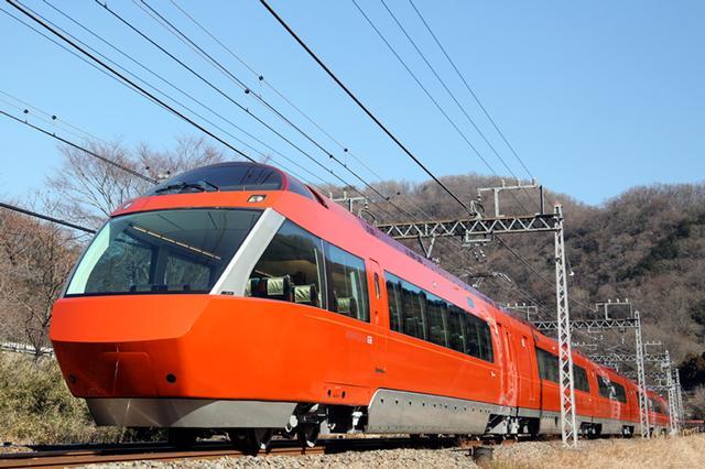 画像: ロマンスカーが変わります|ODAKYU VOICE station