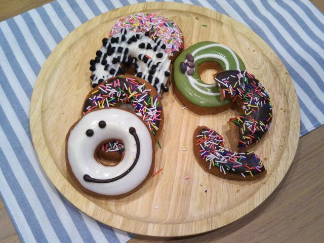 画像: 限定メニューが登場!Awesome Doughnuts Shopがオープン