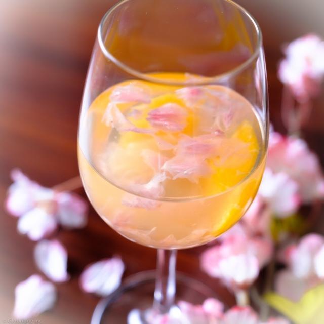 画像: 日本酒サングリアに限定フレーバー「さくらの日本酒サングリア」が新登場