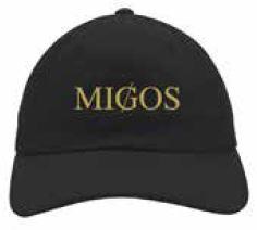 画像: Migos 公式 キャップ \3,000(税抜)