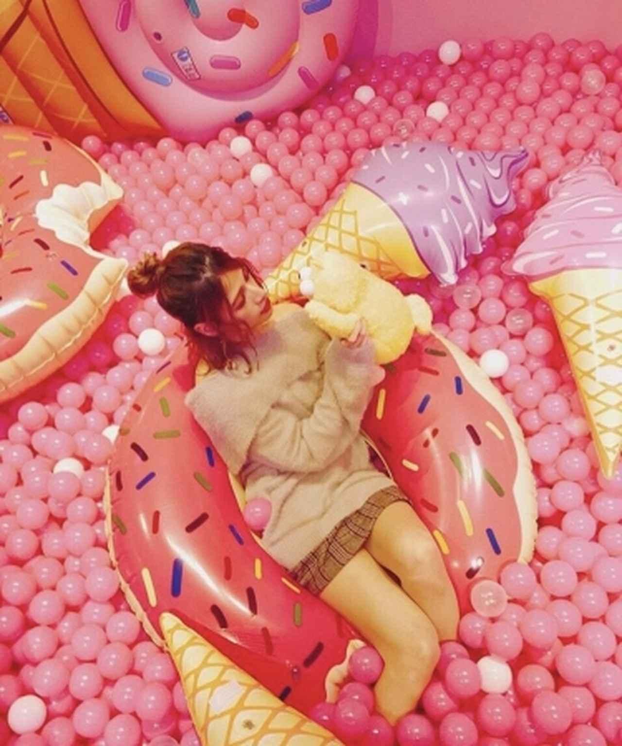 画像4: 食べられないアイスの国 東京アイスクリームランド第2回開催決定