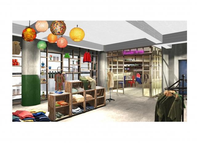 画像2: スピンズ新業態!古着屋 ×カフェ 「SPINNS VINTAGE&CAFÉ 」がオープン!