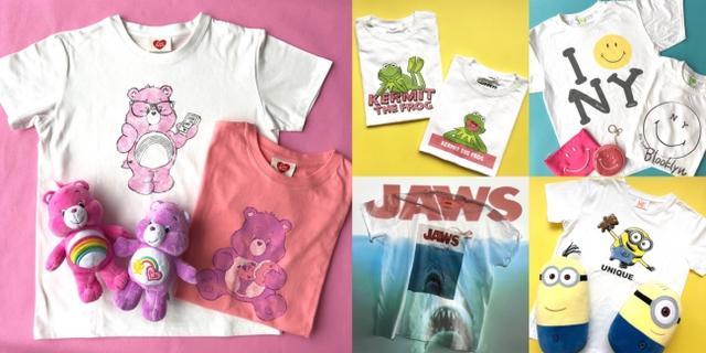 画像1: 夏コーデの主役!PLAZAでお気に入りのTシャツをみつけてフォトコンテストに参加しよう!