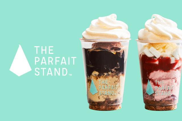 画像1: 見た目にだまされちゃう!パフェ専門店「THE PARFAIT STAND」