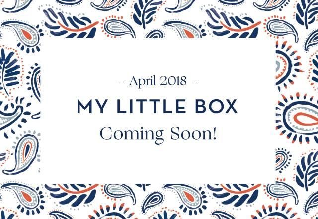 画像: My Little Box