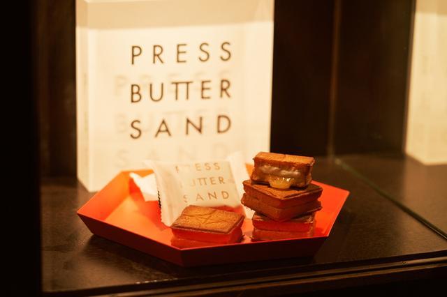 画像: バターサンド専門店「PRESS BUTTER SAND」