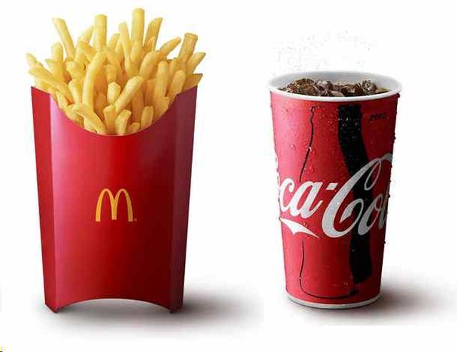 画像: 「グランドセット ・グランドフライ 外はカリッとゴールデンブラウン、中はホクホクとしたベイクドポテトのような食感。ハンバーガーとの 相性が抜群のマックフライポテトにグランドサイズが期間限定で登場、その量はなんと M サイズの約 1.7 倍!マックフライポテトを心ゆくまでお楽しみいただけます。 ・グランドコーク® 炭酸の刺激と独特の味わいで、のどの渇きを癒すだけでなく、ココロとカラダの両方をリフレッシュして くれるコカ・コーラに、Mサイズの約2倍の量の「グランドサイズ」が期間限定で登」