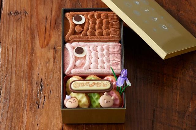 画像: 小樽洋菓子舗ルタオでこどもの日スイーツBOXを販売中