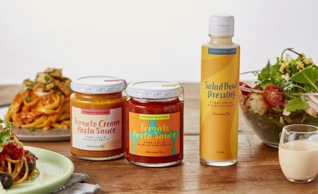 画像: お店と同じ味!サラダサンドのドレッシングや、人気パスタを再現できるソース2種を新発売
