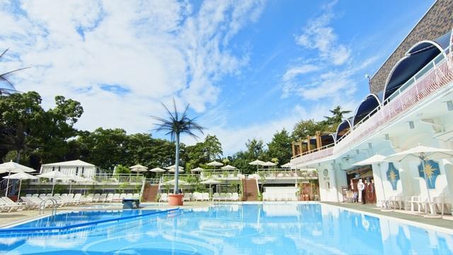画像: 一足早く夏を体験! ホテルニューオータニガーデンプール、プレオープンにご招待!