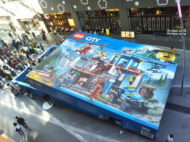 画像: 大人もこどもレゴ好きにはたまらない『超巨大 入れるレゴシティ』は地方でも開催