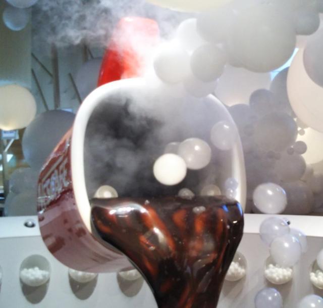 画像: 【イベントレポ】美味しい泡と楽しい泡と!『ネスカフェ アイスクレマ(泡)カフェ』produced by NAKEDが原宿にオープン。