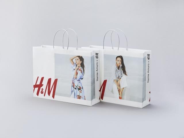 画像2: 「Namie Amuro x H&M」のコラボレーションキャンペーンの全貌が明らかに!