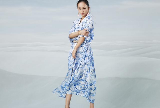 画像1: 「Namie Amuro x H&M」のコラボレーションキャンペーンの全貌が明らかに!