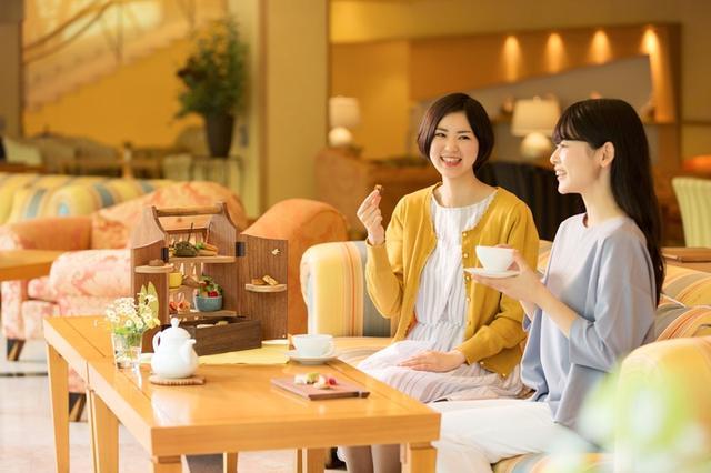 画像3: アフタヌーンティーBOXに広がる、軽井沢の夏の風景