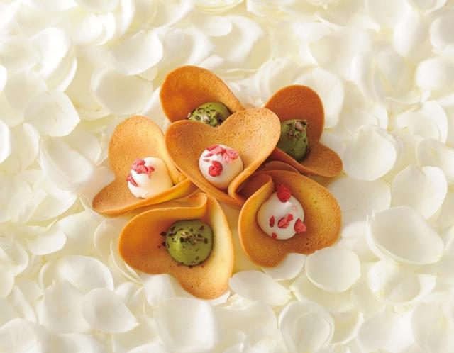 画像1: 小さなハートが愛らしい焼菓子『ルフル』が新発売!