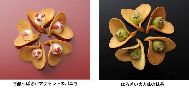 画像2: 小さなハートが愛らしい焼菓子『ルフル』が新発売!