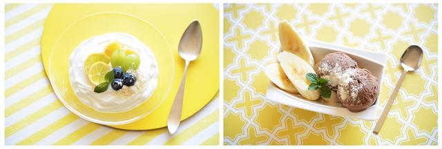 画像: ヨーグルトやアイスクリームに混ぜたりかけたりなどデザートにも