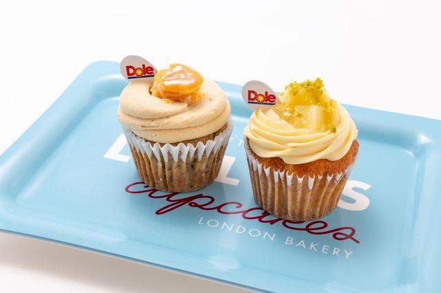 画像2: Dole×LOLA'S Cupcakes コラボカップケーキが3ヶ月間限定発売!