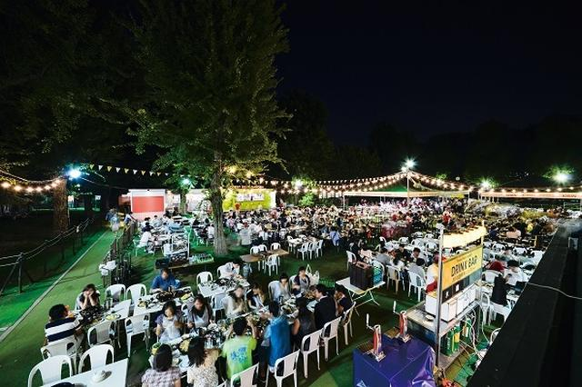 画像3: 明治神宮外苑「森のビアガーデン」がオープン!